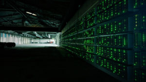 Bitcoin-Mining auf Island