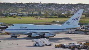 Fliegende Sternwarte: SOFIA zu Gast in Stuttgart