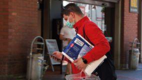 Ab Montag: Maskenpflicht beim Einkaufen und im ÖPNV